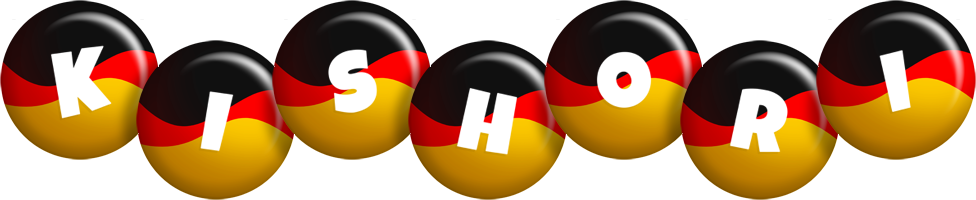 Kishori german logo