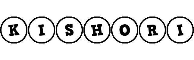 Kishori handy logo