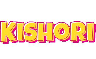 Kishori kaboom logo
