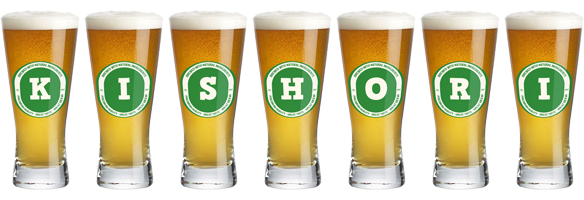 Kishori lager logo