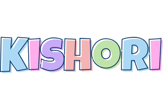 Kishori pastel logo
