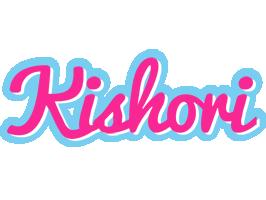 Kishori popstar logo