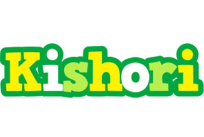 Kishori soccer logo