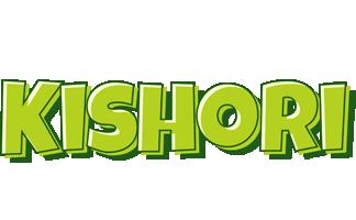 Kishori summer logo