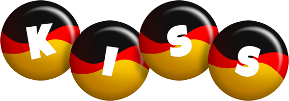 Kiss german logo