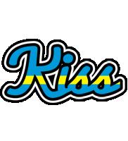 Kiss sweden logo