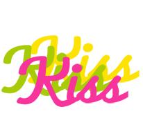 Kiss sweets logo