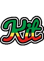 Kit african logo