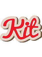 Kit chocolate logo