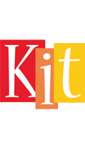 Kit colors logo
