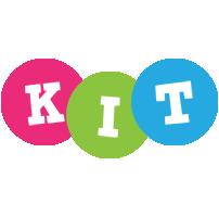 Kit friends logo