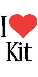 Kit i-love logo