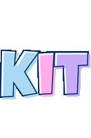 Kit pastel logo