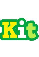 Kit soccer logo