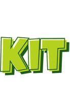 Kit summer logo