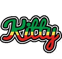 Kitty african logo