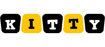 Kitty boots logo