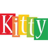 Kitty colors logo