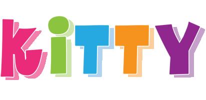 Kitty friday logo