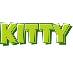 Kitty summer logo