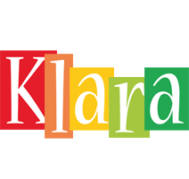 Klara colors logo