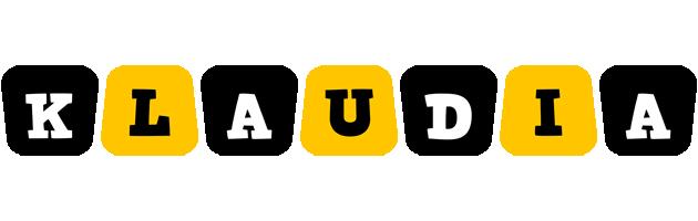 Klaudia boots logo