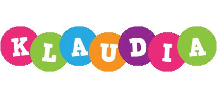 Klaudia friends logo