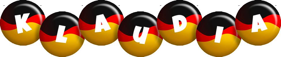 Klaudia german logo