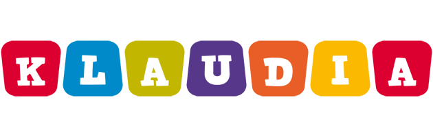 Klaudia kiddo logo