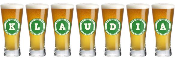 Klaudia lager logo