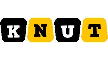 Knut boots logo