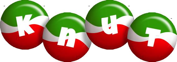 Knut italy logo