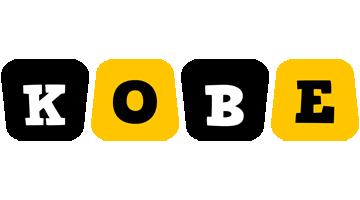 Kobe boots logo
