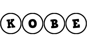 Kobe handy logo
