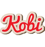 Kobi chocolate logo
