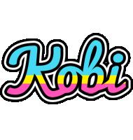 Kobi circus logo