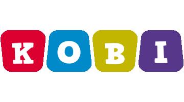 Kobi daycare logo