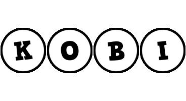 Kobi handy logo