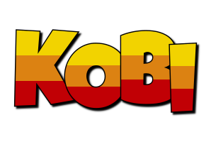 Kobi jungle logo