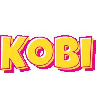 Kobi kaboom logo