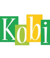 Kobi lemonade logo