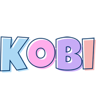 Kobi pastel logo
