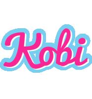 Kobi popstar logo