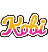 Kobi smoothie logo