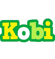 Kobi soccer logo