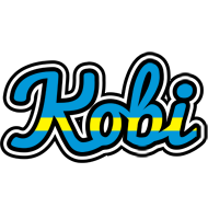 Kobi sweden logo