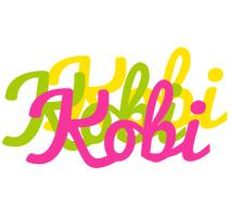 Kobi sweets logo