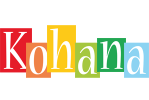 Kohana colors logo