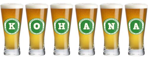 Kohana lager logo