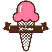 Kohana premium logo